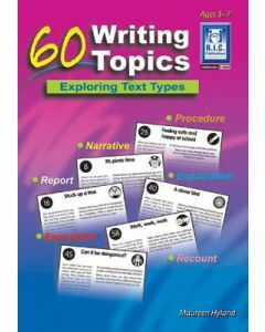 60 Writing Topics Ages 5 to 7