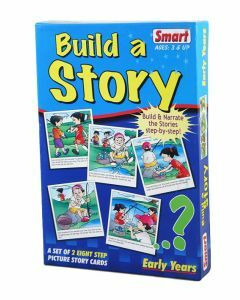 Build a Story - 01016 (Ages 3+)