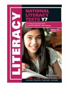 A+ National Literacy Practice Tests Year 7 [Temporarily out of stock]