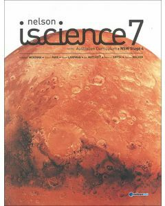 Nelson iScience 7 for NSW AC (Student Book with 4 Access Codes)