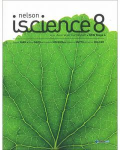Nelson iScience 8 for NSW AC (Student Book with 4 Access Codes)