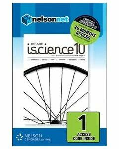 Nelson iScience 10 for NSW AC (1 Access Code)