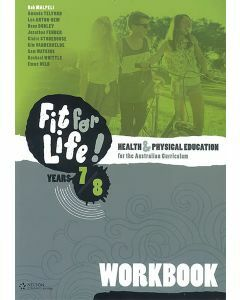 Nelson Fit for Life! Years 7 & 8 Workbook