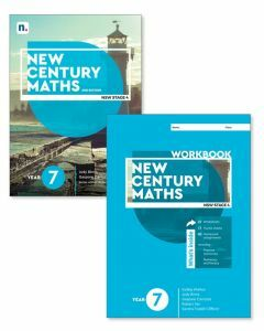 New Century Maths 7 2e Student Book with 1 Access Code and Workbook