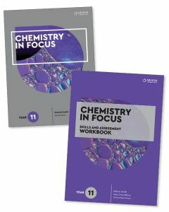[Pre-order] Chemistry in Focus Year 11 Student Book with Access Code and Skills & Assessment Workbook [Due Oct 2020]