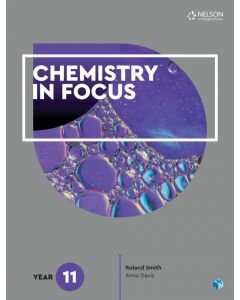 Chemistry in Focus Year 11 Student Book with 4 Access Codes