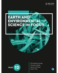 Earth and Environmental Science in Focus Year 12 Student Book with 1 Access Code