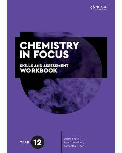 [Pre-order] Chemistry in Focus Year 12 Skills & Assessment Workbook [Due Aug 2021]