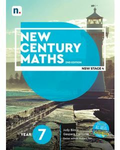 New Century Maths 7 2e Student Book with 1 Access Code