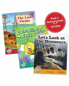 Kangaroo Reads Pack 2: Oxford Levels 5-7 (52 titles)