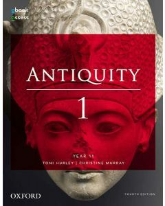 Antiquity 1 Year 11 4E Student book + obook assess