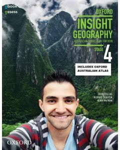 Oxford Insight Geography AC for NSW Stage 4 Atlas Value Pack