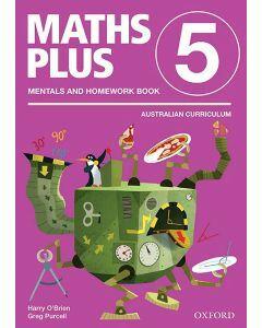 Maths Plus AC Edition Mentals & Homework 5