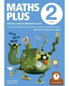Maths Plus NSW Mentals and Homework 2