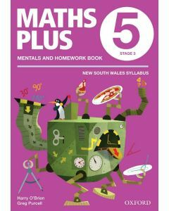 Maths Plus NSW Mentals and Homework 5
