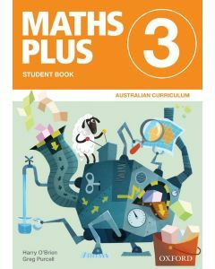 Maths Plus AC Ed Student and Assessment Book 3 Value Pack