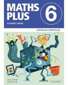 Maths Plus AC Ed Student and Assessment Book 6 Value Pack