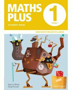 Maths Plus NSW Student and Assessment Book 1 Value Pack