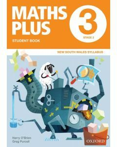 Maths Plus NSW Student and Assessment Book 3 Value Pack