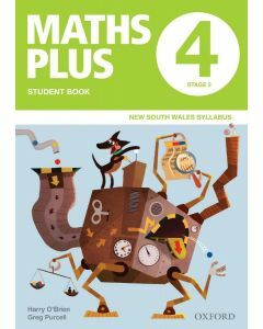 Maths Plus NSW Student and Assessment Book 4 Value Pack