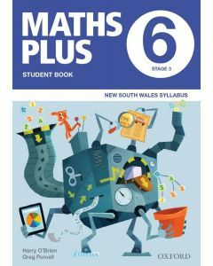 Maths Plus NSW Student and Assessment Book 6 Value Pack