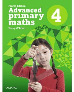 Advanced Primary Maths 4 4ed [Temporarily Out of Stock until late Sep 2020]