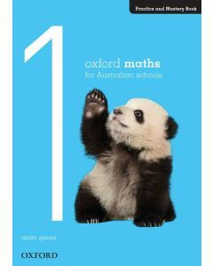 Oxford Maths Practice & Mastery Book Year 1