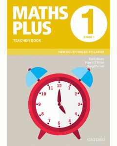 Maths Plus NSW Syllabus Teacher Book 1, 2020