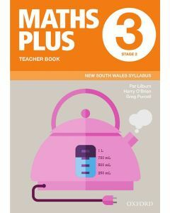 Maths Plus NSW Syllabus Teacher Book 3, 2020