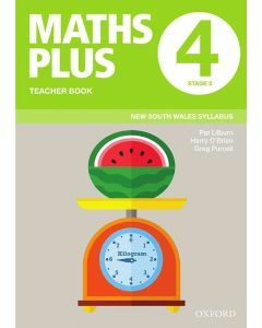 Maths Plus NSW Syllabus Teacher Book 4, 2020