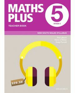 Maths Plus NSW Syllabus Teacher Book 5, 2020