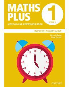 Maths Plus NSW Mentals and Homework Book 1, 2020