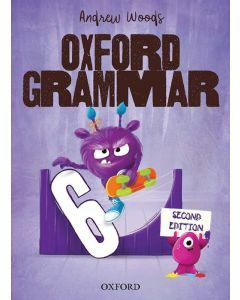 Oxford Grammar Student Book 6 (2nd Edition)