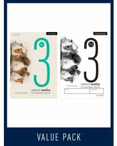 Oxford Maths Student and Assessment Book 3 Value Pack (2nd Edition)