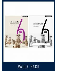 Oxford Maths Student and Assessment Book 6 Value Pack (2nd Edition)