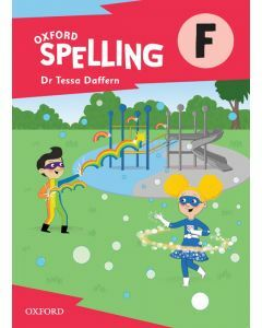 Oxford Spelling Student Book Foundation