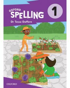 Oxford Spelling Student Book Year 1