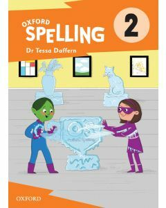 Oxford Spelling Student Book Year 2