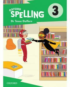 Oxford Spelling Student Book Year 3