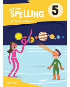 Oxford Spelling Student Book Year 5