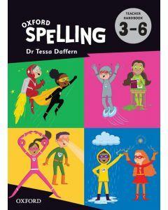 Oxford Spelling Teacher Handbook 3-6
