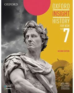 Oxford Insight History for NSW (2E) Year 7 Student Book + obook assess