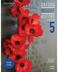 Oxford Insight History for NSW (2E) Stage 5 Student Book + obook assess