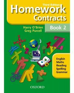 Homework Contracts Book 2 Third Edition