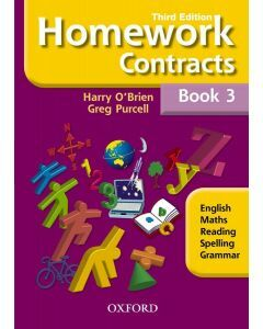Homework Contracts Book 3 Third Edition