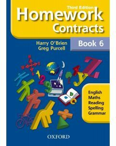 Homework Contracts Book 6 Third Edition