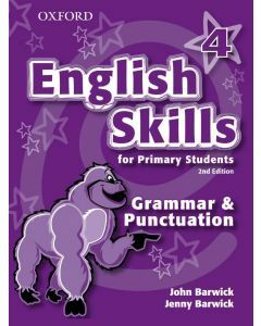 English Skills Primary Grammar and Punctuation Student Book 4 2ED