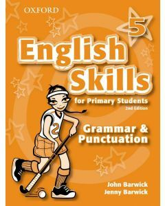 English Skills Primary Grammar and Punctuation Student Book 5 2ED