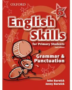 English Skills Primary Grammar and Punctuation Student Book 6 2ED