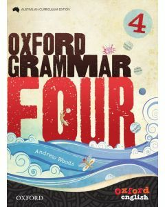 Oxford Grammar 4 Australian Curriculum Edition